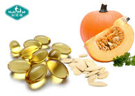 Natural Pumpkin Seed Men'S Health Supplements 1000mg Oil Softgels For Male Health