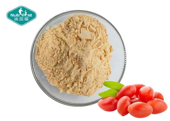 Organic Red Wolfberry Fruit And Vegetable Powder / Freeze Dried Goji Berry Powder