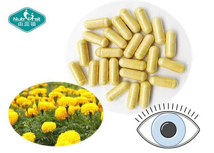 Natural Organic Vision Supplements Vitamins Lutein Zeaxanthin Complex Eye Health Products